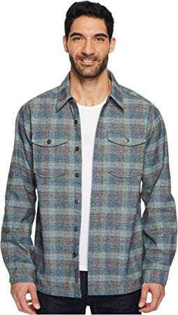 Bruxburn Plaid Long Sleeve Shirt