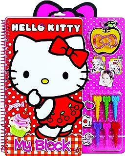 Amazon Fr Hello Kitty Feutres Et Stylos De Couleurs Materiel