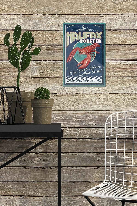 Art Print Home Decor Wall Art Poster Breton Lobster G