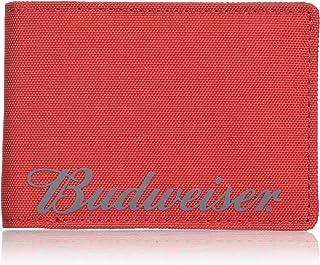 Buxton Imprint Front Pocket Slimfold Accesorio de Viaje- Billetera, Rojo, Talla única para Hombre