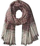 LAUREN Ralph Lauren - Boucle Textured Check Scarf