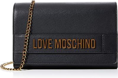 Love Moschino Borsa Tpu, Bolso de mujer, Normale