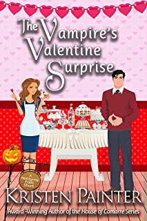 The Vampire's Valentine Surprise: A Nocturne Falls short