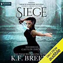 Siege: The Warrior Chronicles, Book 5