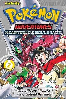 Pokemon Adventures: HeartGold and SoulSilver, Vol. 2