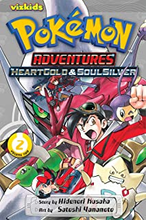 Pokémon Adventures: Heart Gold & Soul Silver, Vol. 2