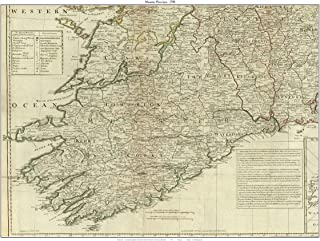 detailed map of county clare ireland
