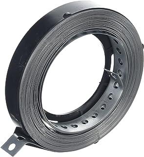 10 unidades Pernos en forma de U de 16 mm de ancho interior de acero inoxidable 304 M6 para tubos de 14 mm de di/ámetro Sourcingmap