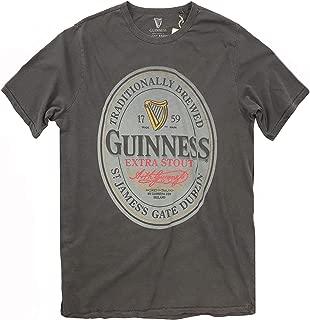 Lucky Brand Men's Big & Tall Guinness Beer Cotton Tee
