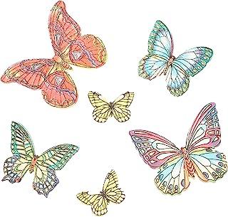 Cake Company Schmetterlinge Esspapier 25 Stück 1er Pack 1 x 10 g