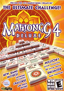 Mahjong G4 Deluxe