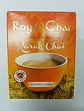 Royal Chai Premium Instant Tea, KARAK CHAI UNSWEETENED 10 CUPS