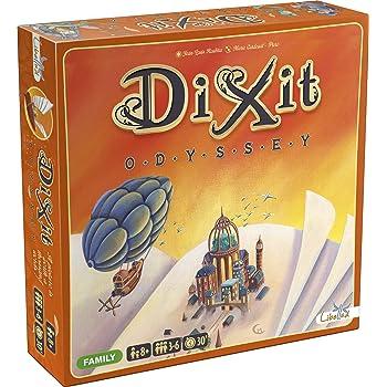 ディクシット オデッセイ (Dixit: Odyssey) ボードゲーム