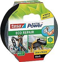 tesa Extra Power ECO REPAIR, Zwart, 20m x 38mm