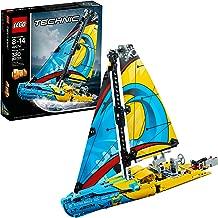 technic lego racing yacht