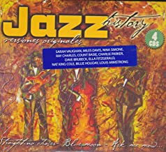 Jazz History - Original Recording: 4 Cd's