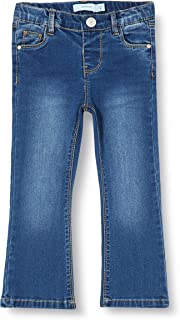 Name It Girls Nkfpolly Twiatexy Pant Dt Jeans