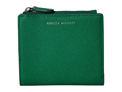 Rebecca Minkoff Bifold Snap Wallet (Jungle) Handbags