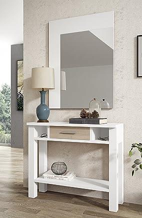 Amazon.es: Mueble Recibidor - Pasillo / Muebles: Hogar y cocina