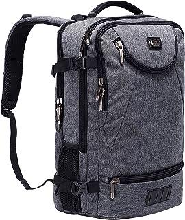 WITZMAN Nylon Laptop Backpack Travel Outdoor Rucksack College Bag