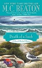 Death of a Snob (Hamish Macbeth Mysteries Book 6)