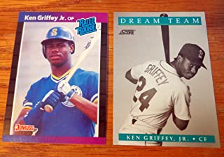 Best dream team ken griffey jr card Reviews