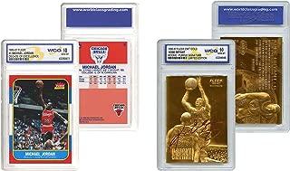 michael jordan gold card set