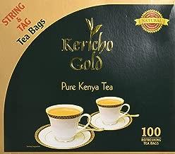 Kericho Gold Tea bags- Kenyan Black Tea String Bags