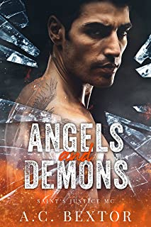 Angels and Demons (Saint's Justice MC Book 1)