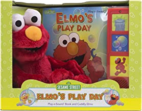 Best elmo's play day book Reviews