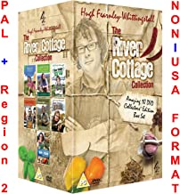 River Cottage Collection [NON-U.S.A. FORMAT: PAL Region 2 U.K. Import] (Includes: A Cook on the Wild Side, Beyond River Cottage, River Cottage Road Trip, River Cottage Gone Fishing, River Cottage Spring, River Cottage Autumn, The River Cottage Treatment)