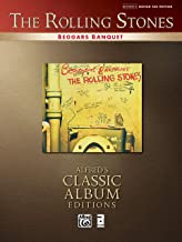 Rolling Stones -- Beggars Banquet: Authentic Guitar TAB (Alfred's Classic Album Editions)