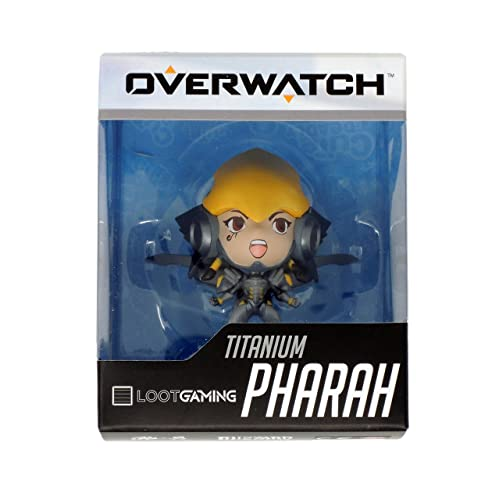 Loose Overwatch Cute But Deadly Series 2 Pharah PVC Figure