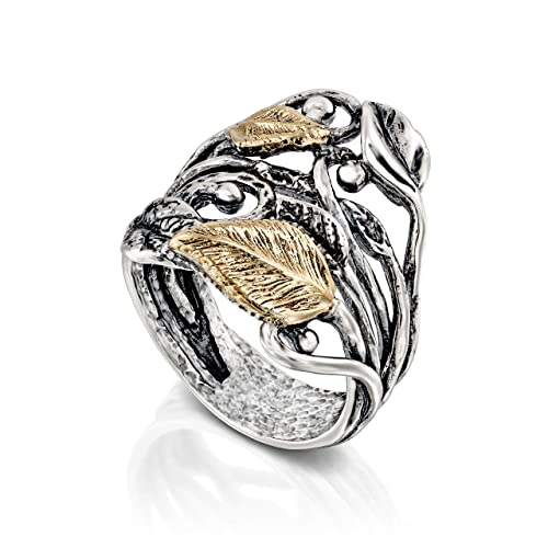 TJS 925 Sterling Silver Gorgeous Owl Design Toe Ring Adjustable Body Jewellery