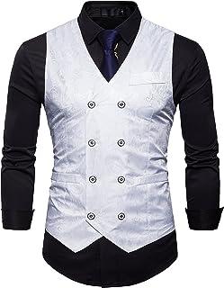 aliexpress outlet store sale on feet at Amazon.fr : Blanc - Gilets / Costumes et vestes : Vêtements