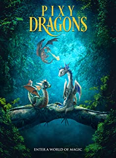 Pixy Dragons [DVD]