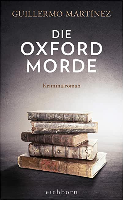 Die Oxford-Morde: Kriminalroman (German Edition)