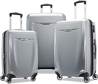 nicole miller rainbow 20 hard sided luggage spinner