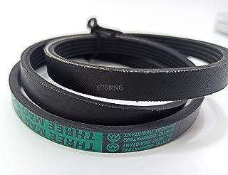 Generic Brands Snowblower Auger 10 Rib Belt fits Craftsman, Murray 333721MA, 333721,37x130MA