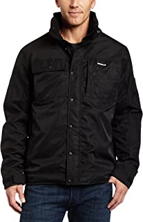 Men's Insulated Twill Jacket