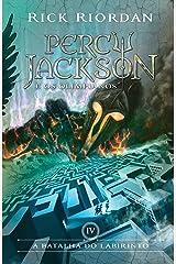 A batalha do labirinto (Percy Jackson e os Olimpianos Livro 4) eBook Kindle