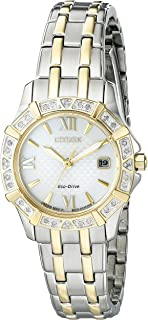 Citizen Women's Eco-Drive 26mm Two-Tone Diamond Watch