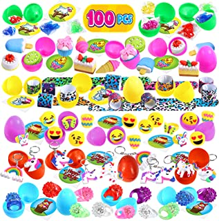 Giraffe - Toy Filled Easter Eggs (100-Pack) (QUALITY TOYS)