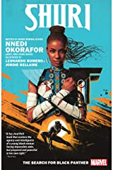 Shuri Vol. 1: The Search For Black Panther (Shuri (2018-2019)) Kindle Edition