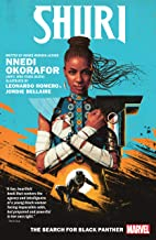 Shuri Vol. 1: The Search For Black Panther (Shuri (2018-2019))
