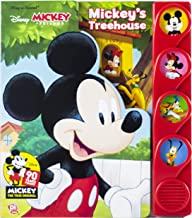 Disney Mickey & Friends 90 Years of Magic - Mickey's Treehouse - Play-a-Sound - PI Kids
