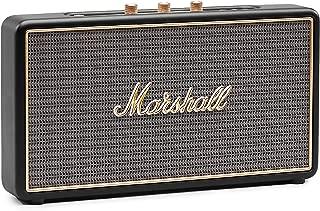 Marshall 马歇尔 Stockwell 便携式蓝牙音箱(黑色)