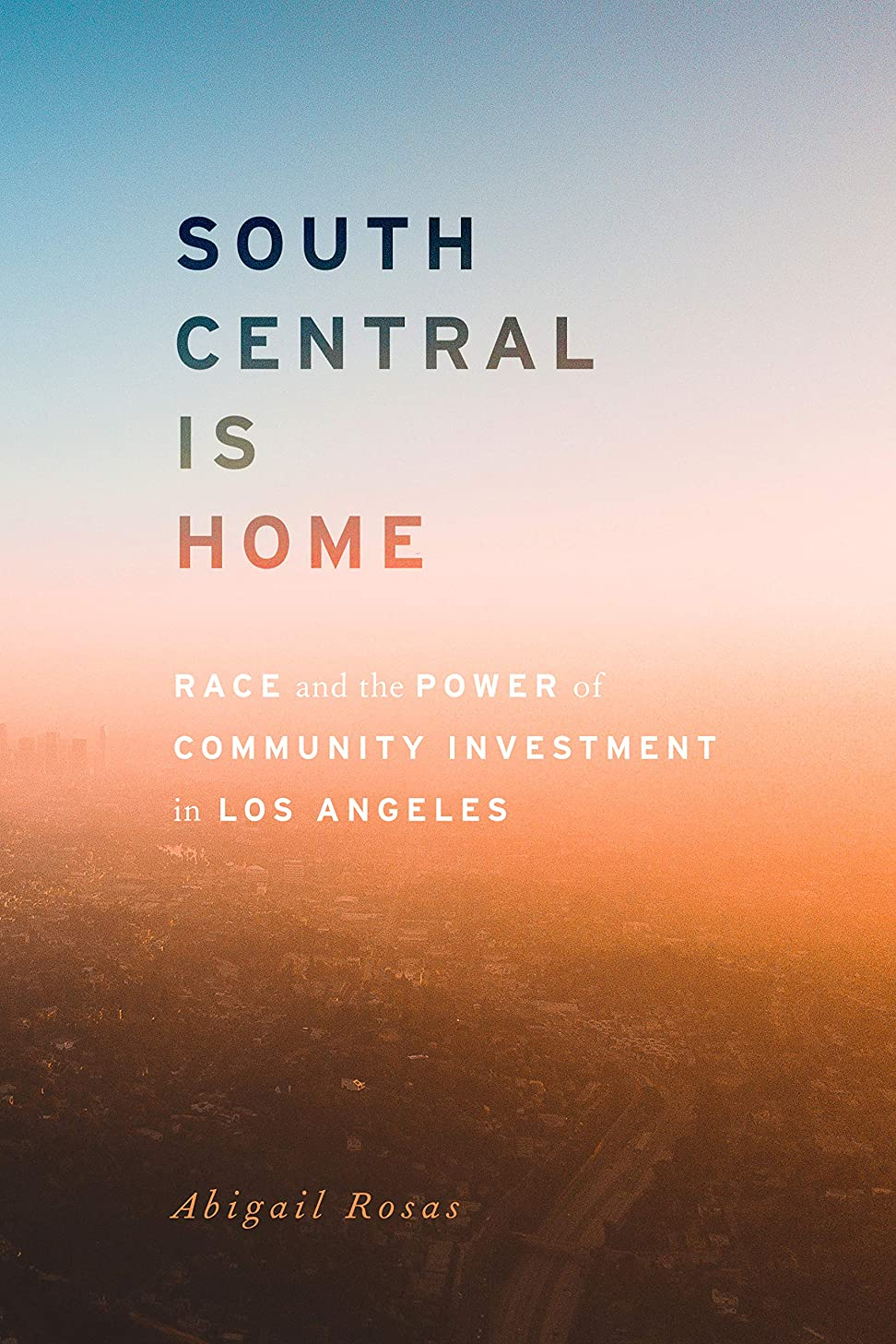 South Central Is Home: Race and the Power of Community Investment in Los Angeles (Stanford Studies in Comparative Race and Ethnicity)