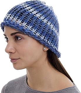 NOVICA Blue 100% Alpaca hat, Ocean Blue'