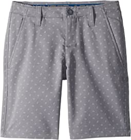 Match Play Printed Shorts (Little Kids/Big Kids)